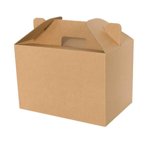 in hộp giấy kraft chất lượng