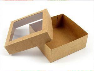 in hộp giấy kraft giá rẻ